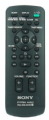 Genuine Sony Remote Control For CMTCX5BiP CMT-CX5BiP